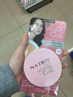 NATRIV BB&CC Vitame C&E powder