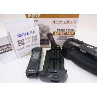 【嚴選二手】Meike美科 遙控電池握把 適用 Nikon D750