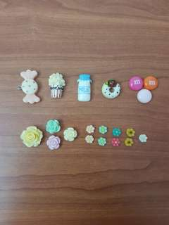 Charms & Cabochons