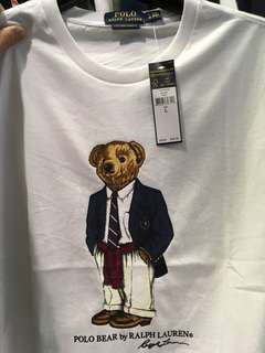 Polo Ralph Lauren 小熊短tee Lo-Bear