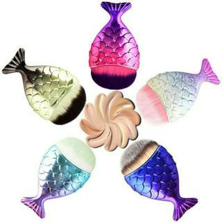 🚚 [027] Fishtail bottom brush