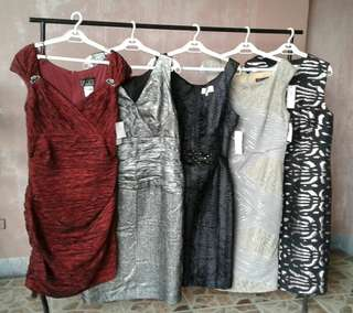 PLUS SIZE (S12) DRESSES