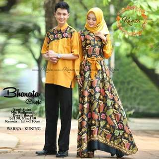 Couple Batik Bharata