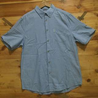 bensherman button down shortsleeve shirt original