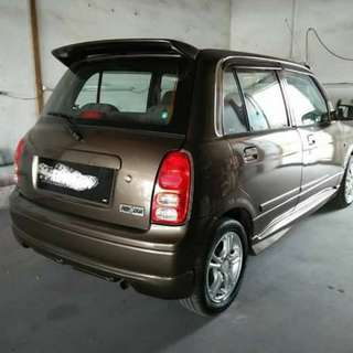 Kelisa Auto thun 2002 (Cash Only)