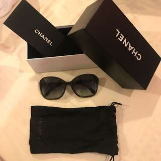 Chanel Sunglasses (Full Set)
