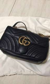 AUTHENTIC Gucci Marmont Small
