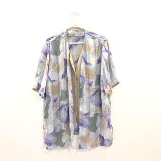 True Vintage Watercolour Top