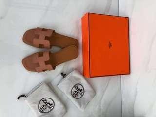 sandal hermes orans