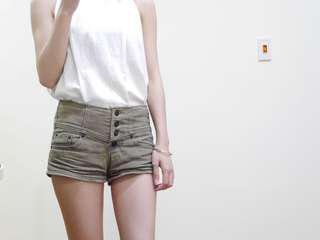 Queen shop短褲