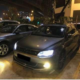 VOLKSWAGEN JETTA 1.4 GT TSI 2012 (160ps)