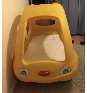 Little Tikes Step2 Snooze and Cruise Bed