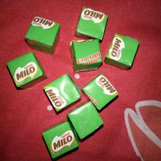Ready!! Milo cubes ecer. 5cube 6k