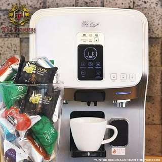 ChungHo 5 In 1 Water Purifier With Coffee Espresso & Ice Maker. (Limited Edition)
