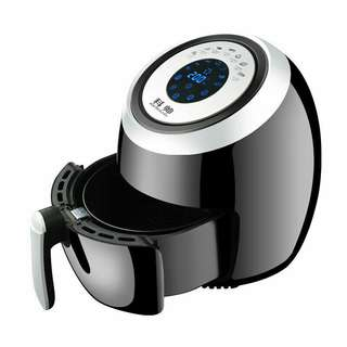 [READY STOCK] LCD AIR FRYER 3.6L