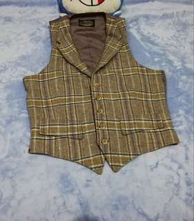 Chaleco vest