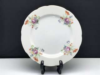 Set of 2 Vintage plates - Made in Occupied Japan