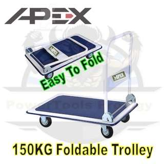 APEX Portable Trolley 150kg Capacity