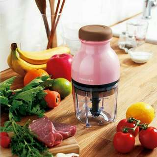 [READY STOCK] CAPSULE ELECTRIC GRINDER