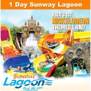 Sunway Lagoon Terrific