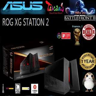 ASUS ROG XG STATION 2 TB3 EXTERNAL GPU DOCK ( 1 Years Warranty)
