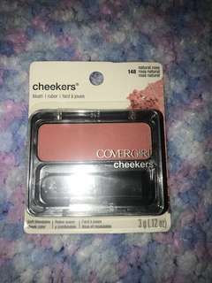💯 AUTHENTIC Covergirl Cheekers Blush