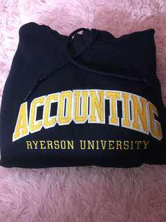 Ryerson Hoodie- Accounting