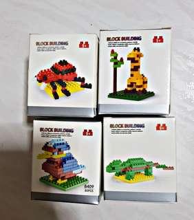 Lego Blocks - Goodie Bag / Goody Bag