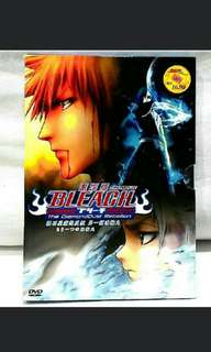 BLEACH The Movie: Diamonddust Rebellion (Manga DVD, original)