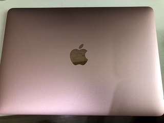 "MacBook 12"" rose gold"