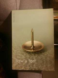 Law Of Tort (John Cooke)