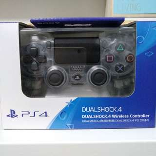 PS4 Controller (Brand New/Crystal/Gen 2)