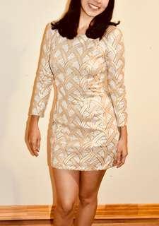 Marciano Sequin Dress