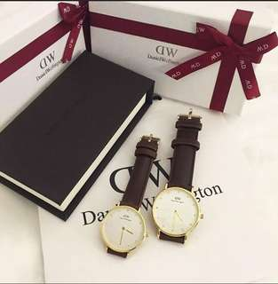 Daniel Wellington watch on sale 💯😍
