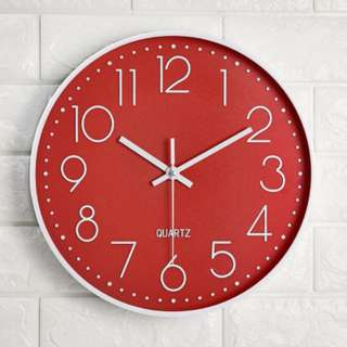 Simple Classics Wall Clock