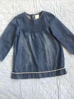 H & M dress 12 to 18months