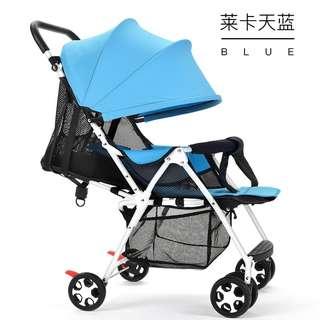 Baby Stroller / Pram Brand new ready stock Free delivery