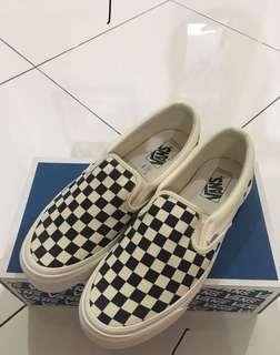 Vans checkerboard OG