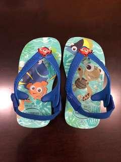 Havaianas Nemo slippers