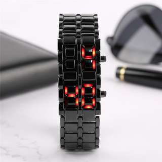 Digital Lava Wrist Watch for MEN