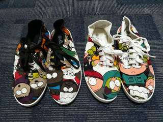 Southpark shoes