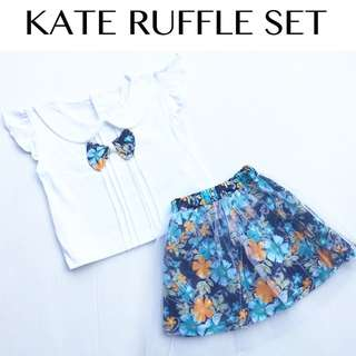 Kate ruffle dreas