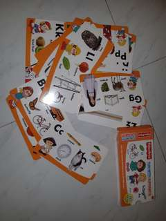 Flash Cards alphabet