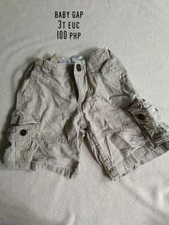 Baby Gap Shorts 3T