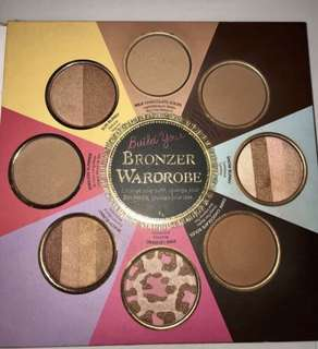 Too Faced 'Little Black Book of Bronzers'