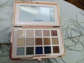 Sephora Eyeshadow Pallete Once Upon A Look