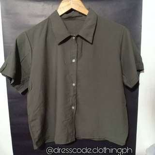 Polo (hanging) (army green)