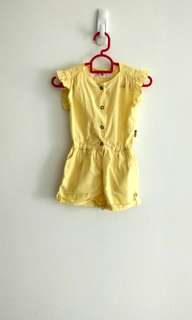 Baby Hyppo Jumpsuits 6-9M #July70