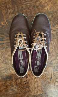 KEDS leather sneakers