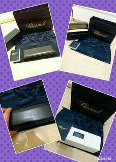 CHOPARD蕭邦 (全新)真皮錶盒